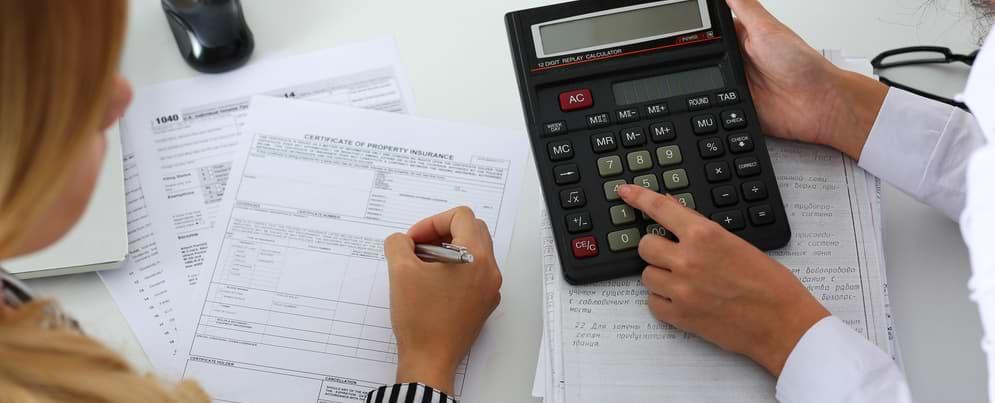 Räkna på lån